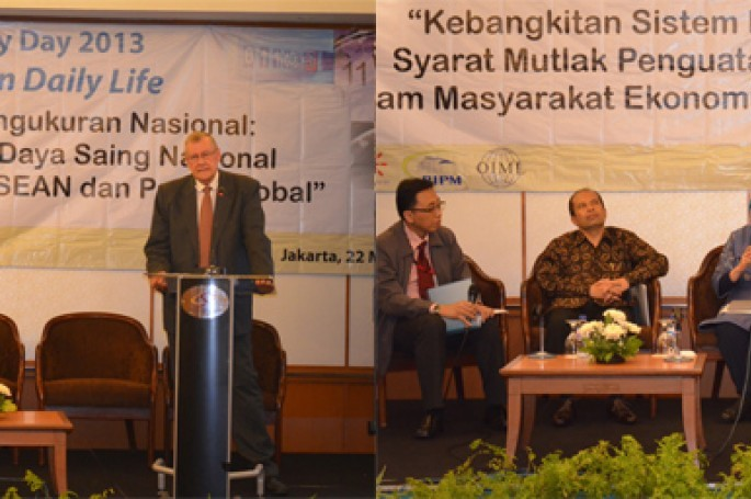 Talkshow Hari Metrologi Dunia 2013 : Diskusi Panel