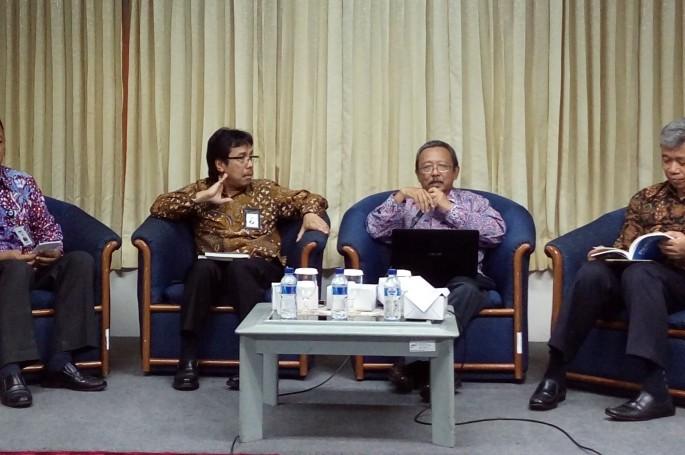 Bedah Buku Percikan Pemikiran Kapusido BSN Periode 2012-2016