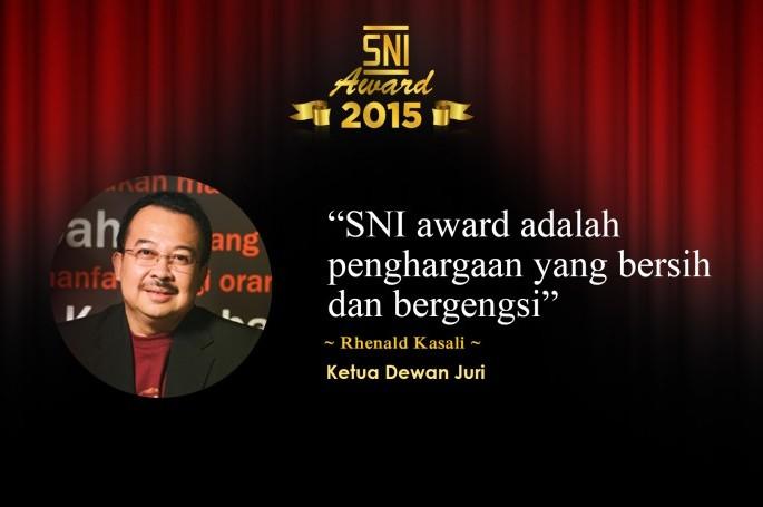SNI Award 2015