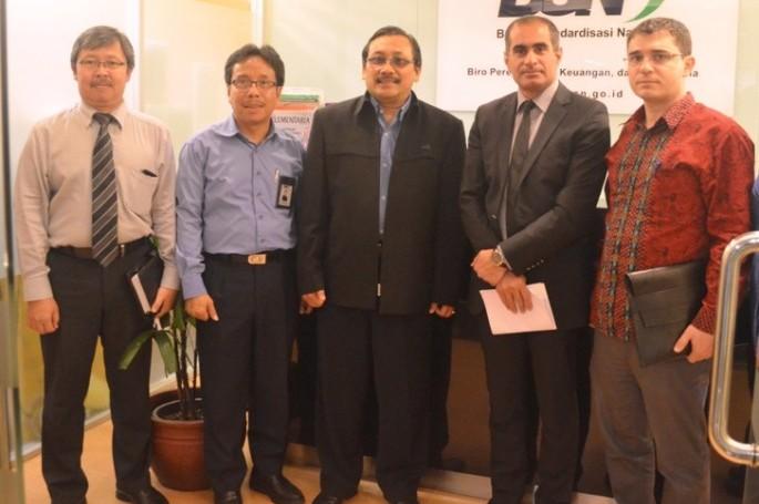BSN menerima kunjungan dari Commercial Counsulat Turkish Embassy