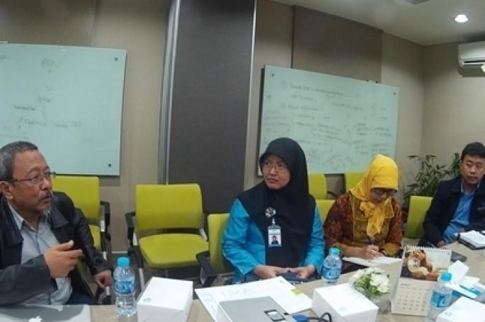 BSN Menjadi Koordinator Forum Komunikasi Perpusdokinfo LPNK Ristek