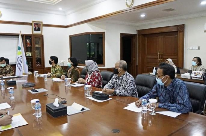 Dukung Pembangunan Sektor Kesehatan, Kepala BSN Audiensi dengan Menteri Kesehatan