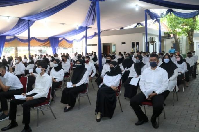 BSN Gelar Tes SKD CASN BSN 2021 di Jakarta