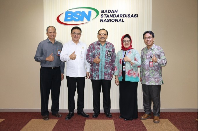 BSN Akan Dampingi BKKBN Terapkan SNI ISO 37001