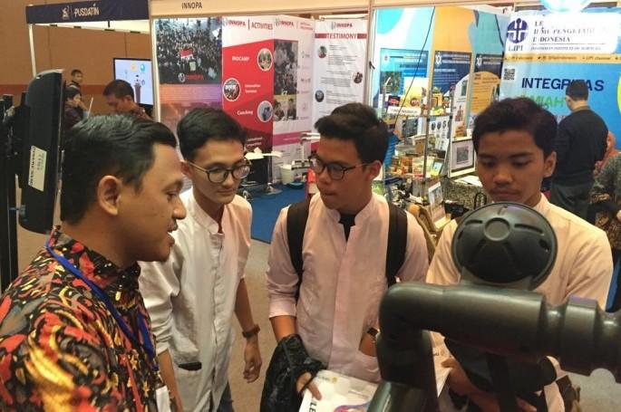Mengenalkan BSN melalui pameran NEST 2019