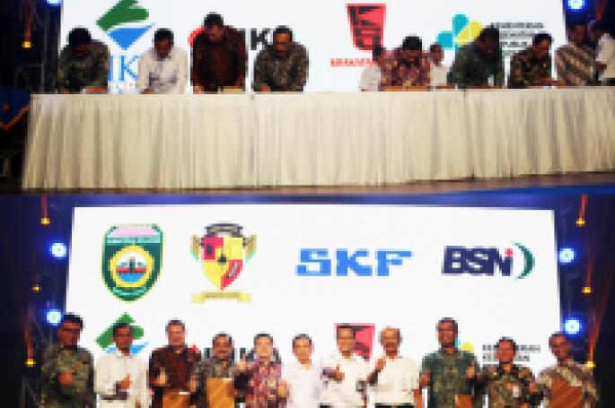 BSN gandeng kerjasama dengan PT KAI