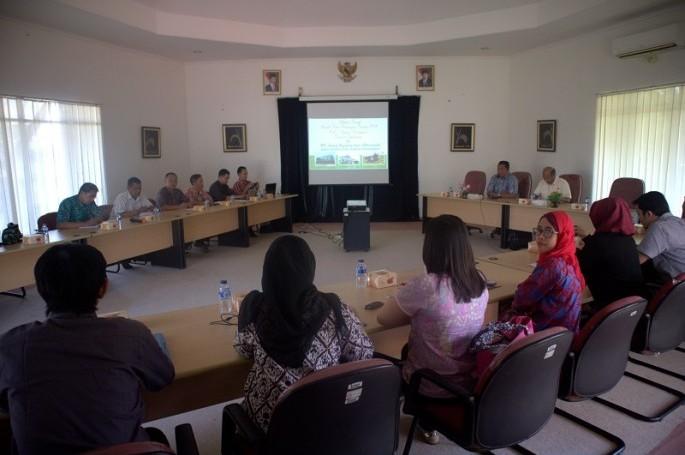 Badan Standardisasi Nasional Melakukan Kunjungan Industri ke PT Sang Hyang Seri (Persero) Subang